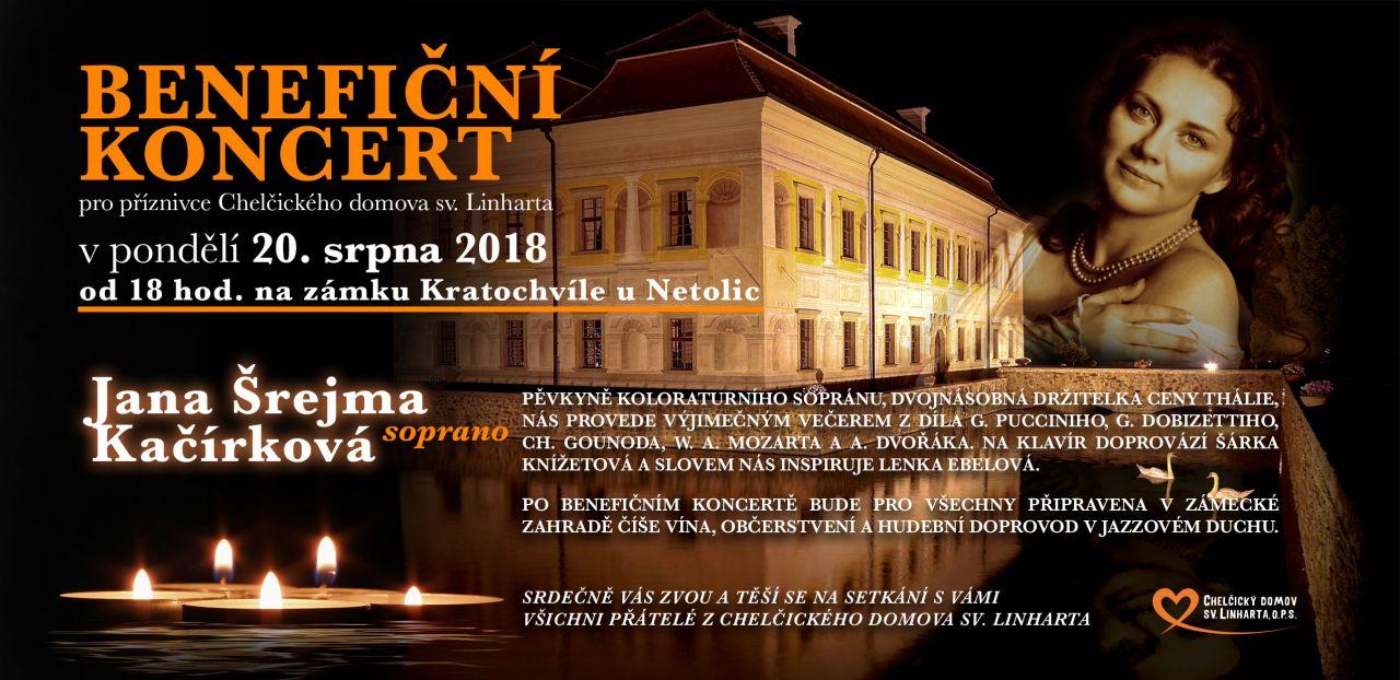 Benefiční koncert 1