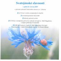 Svatojánské slavnosti 1