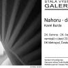 Pozvánka na výstavu fotografií Karla Burdy 1